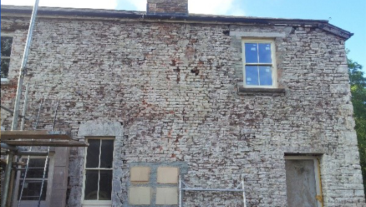 Martin Powell Stone Masonry Works Monmouth