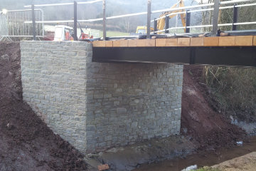 Civil Construction Work Abergavenny, Monmouthshire South Wales