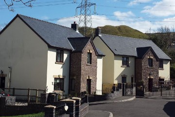 New Build Houses - South Wales - M Powell Building Services Abergavenny