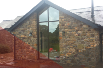 House Extensions South Wales, Abergavenny - M Powell Building Services Monmouthshire