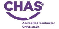 M Powell Building Services Abegavenny CHAS Accredited