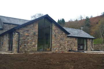Barn Conversions South Wales M Powell building Services Abergavenny